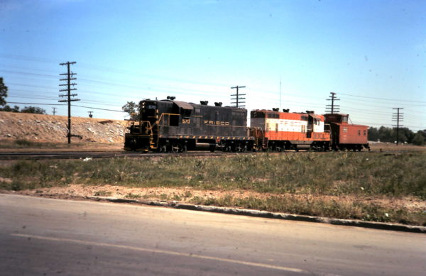 GP7 570 (date and location unknown)
