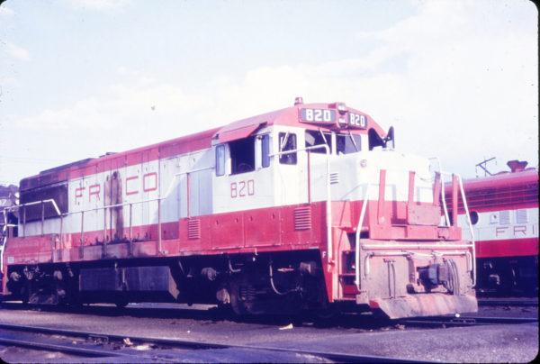 U25B 820 (date and location unknown) (Mac Owen-Blackhawk Films)