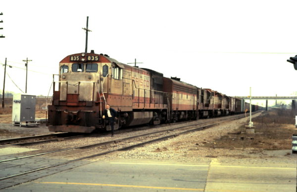 U30B 835 east of Sapulpa, OK (date unknown)