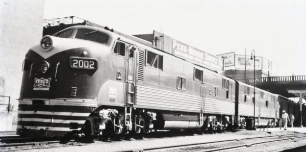 EA7 2002 at Tulsa, Oklahoma in May 1949