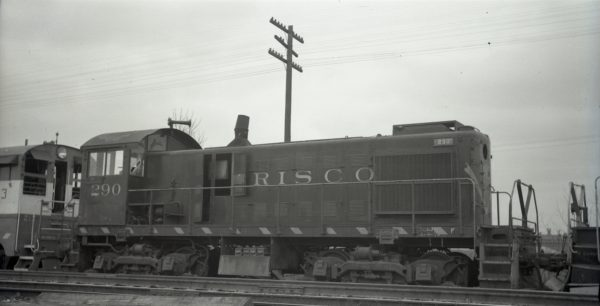 S-2 290 at McCook, Illinois in February 1970