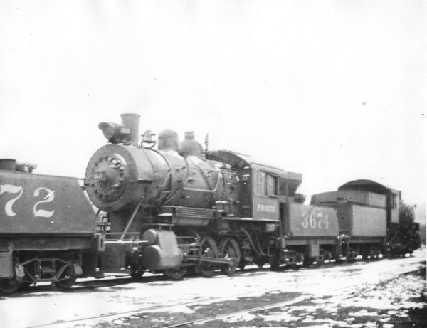 0-6-0 3674 (date and location unknown)
