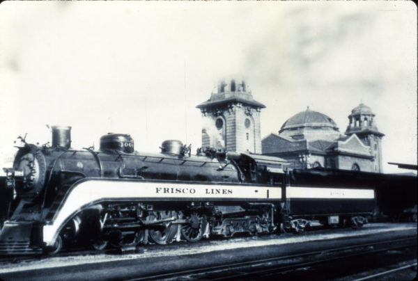 4-6-4 1064 at Birmingham, Alabama in May 1939