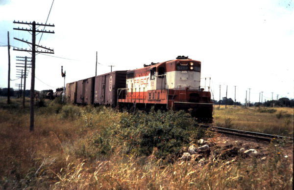 GP7 519 (date and location unknown)