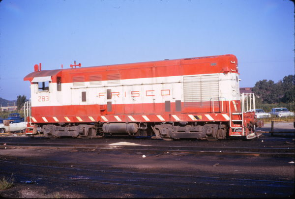 H-12-44 283 at Tulsa, Oklahoma on August 9, 1973 (Phillip Faudi)