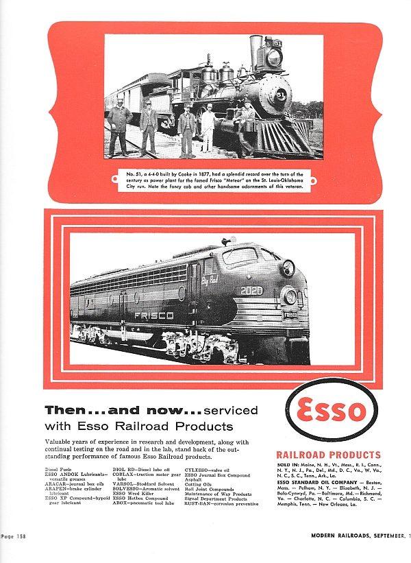 Modern Railroads - September 1955