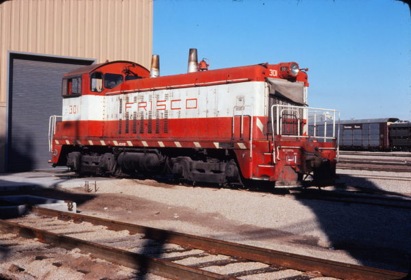 SW7 301 at Tulsa, Oklahoma on November 20, 1977
