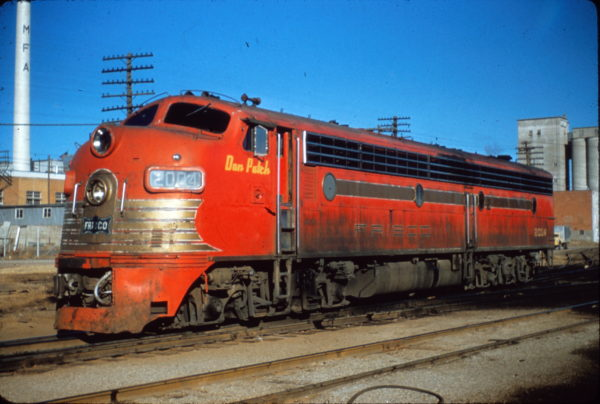 E7A 2004 (Dan Patch) at Springfield, Missouri on January 23, 1961 (S.R. McCarthy)
