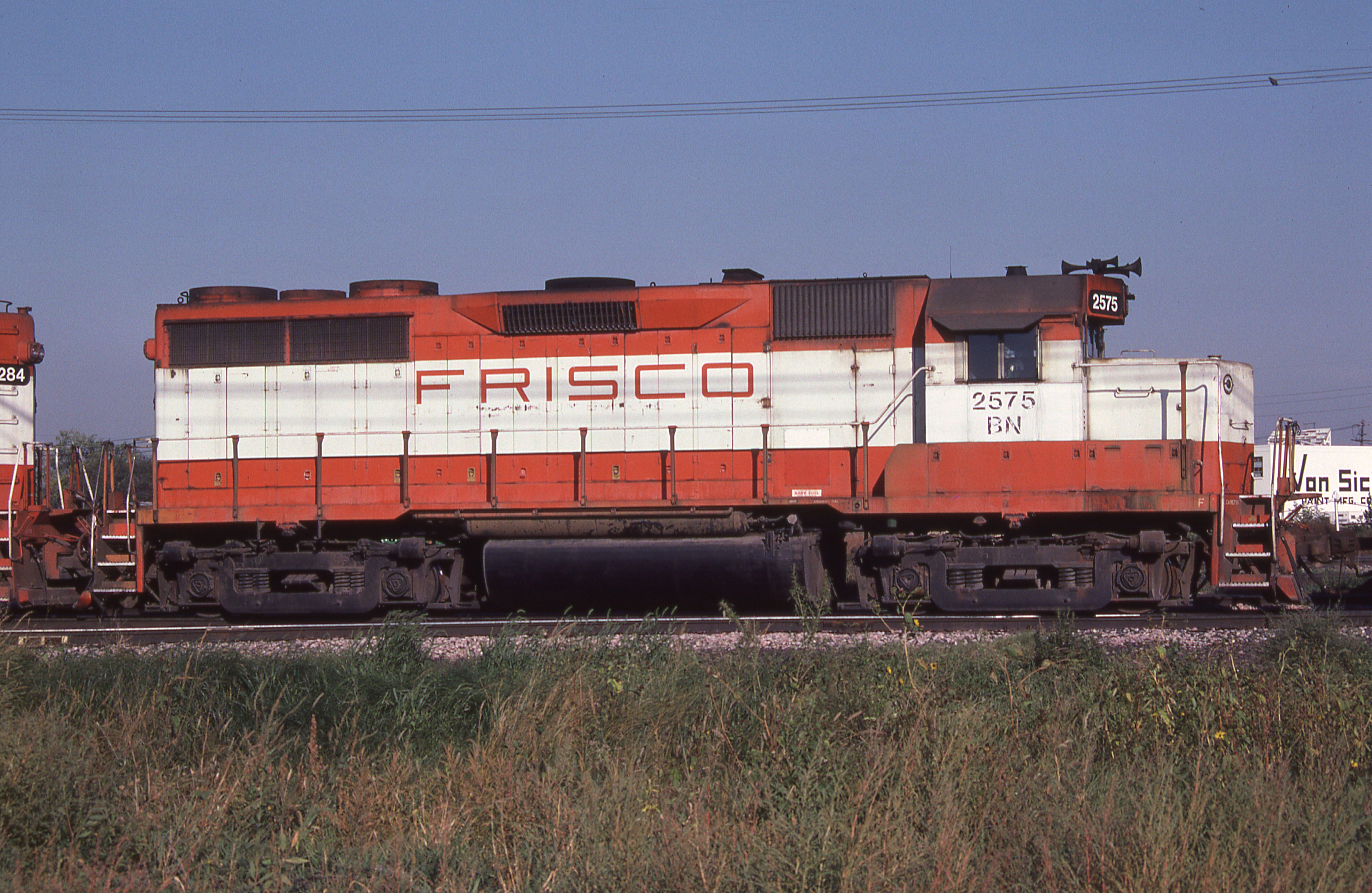 GP35 2575 (Frisco 725)