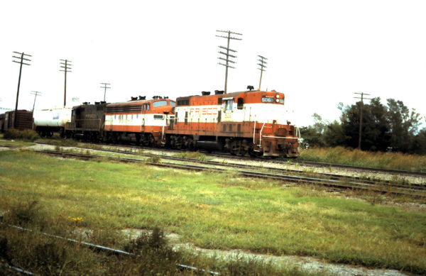GP7 506 and F7A 33 (date and location unknown)