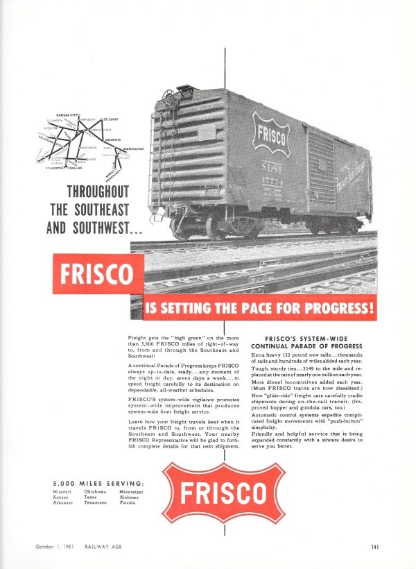 Railway Age - October 1, 1951