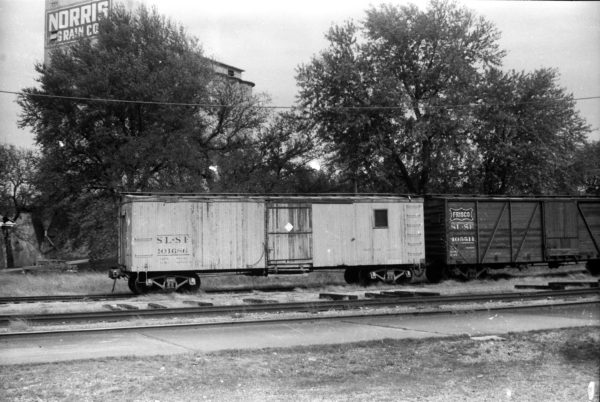 Work Car 10886 (date and location unknown)