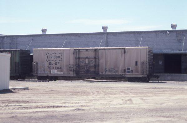 Boxcar 700144 at Toppenish, Washington on June 11, 1996 (R.R. Taylor)