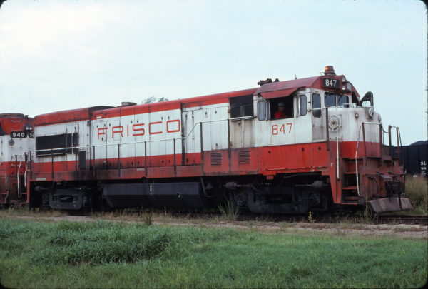 U30B 847 at Chelsea, Ohio on August 19, 1977