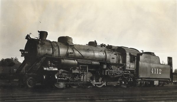 2-8-2 4112 (date and location unknown)
