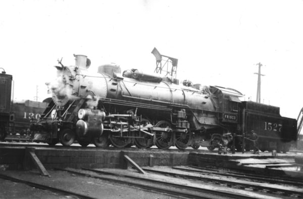4-8-2 1527 (date and location unknown)