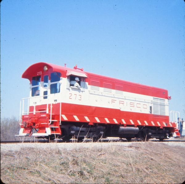 H-10-44 273 at Tulsa, Oklahoma in April 1968