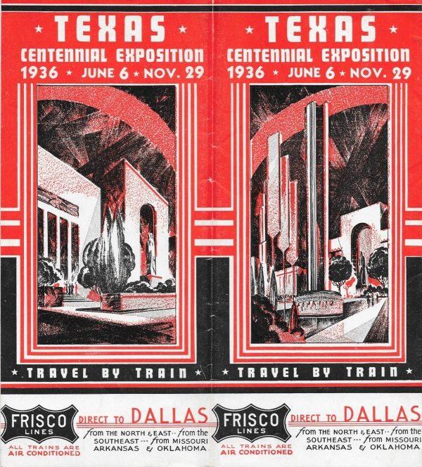 1936 - Texas Centennial Exposition