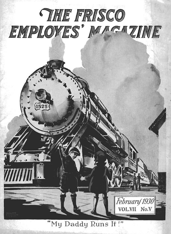 Frisco Employes' Magazine – February 1930