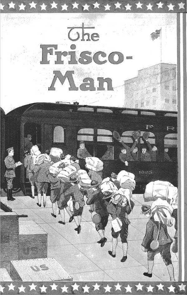 The Frisco-Man - June 1917