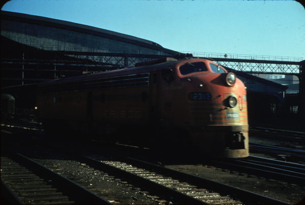 E8A 2013 (Sea Biscuit) at St. Louis, Missouri in April 1961 (Paul Morrissey)