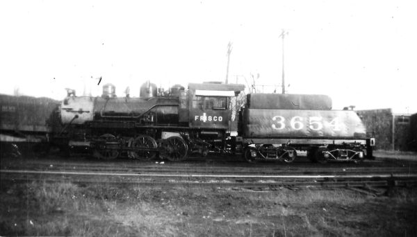 0-6-0 3654 (date and location unknown) (Arthur B. Johnson)