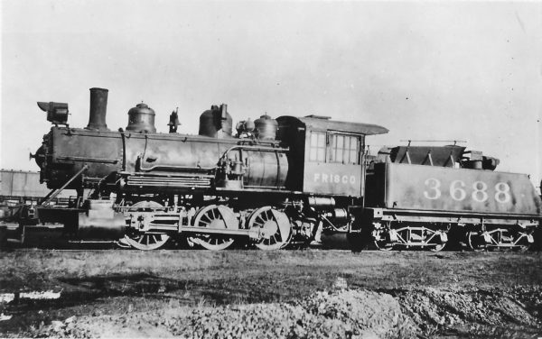 0-6-0 3688 (date and location unknown)
