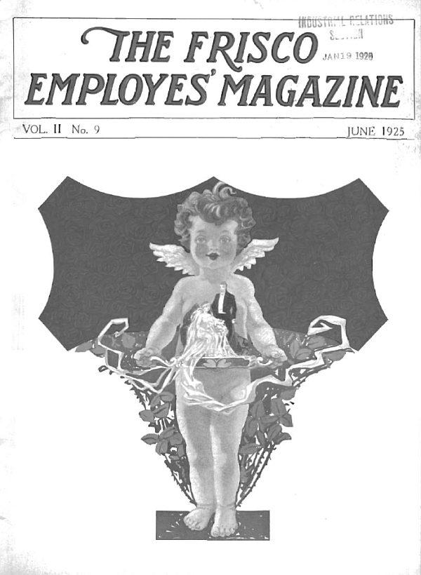 Frisco Employes' Magazine – June 1925