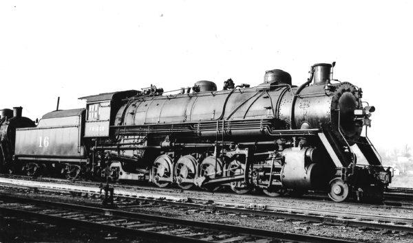 2-10-2 16 at St. Louis, Missouri on November 19, 1934 (Arthur B. Johnson)