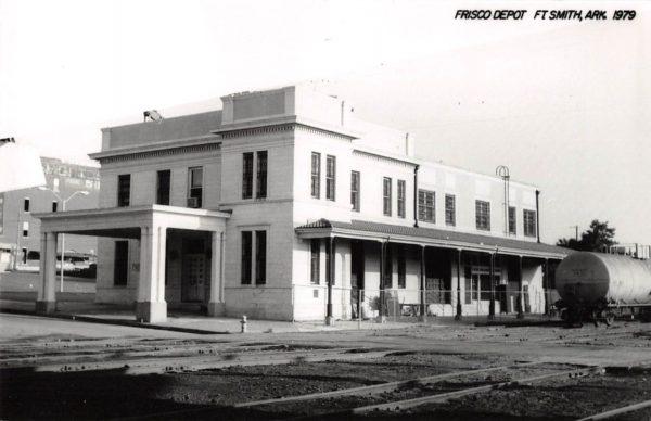 Fort Smith, Arkansas Depot in 1979