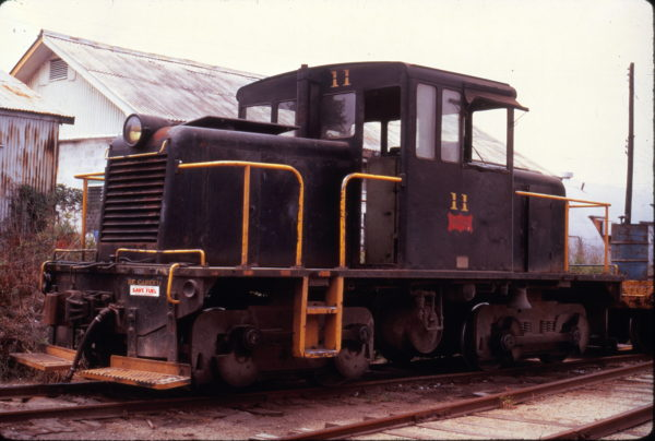GE 45-Ton 11 (date and location unknown) (Al Chione)