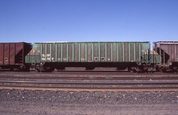 Hopper 86789 at Pasco, Washington on August 8, 1996 (R.R. Taylor)
