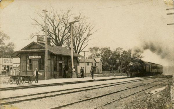 Allenton, Missouri Depot