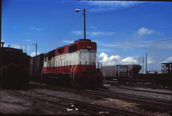 GP38-2 474 (location unknown) on June 2, 1978