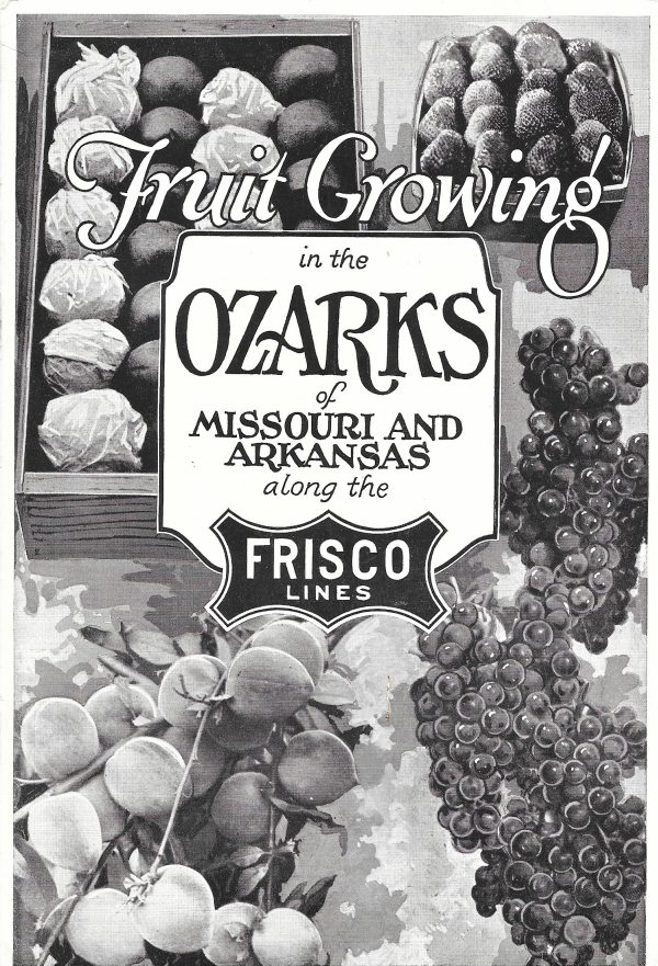 1927 - Fruit Growing In The Ozarks