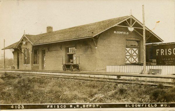 Bloomfield, Missouri Depot