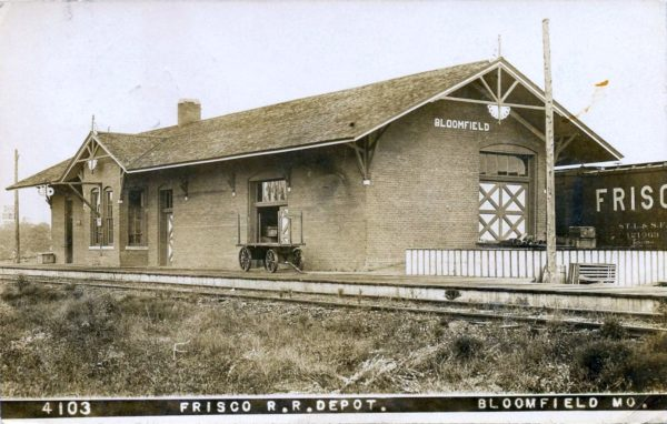 Bloomfield, Missouri Depot (Corrected)