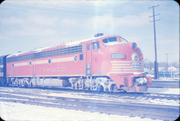 E7A 2000 (Fair Play) at Springfield, Missouri on February 3, 1961