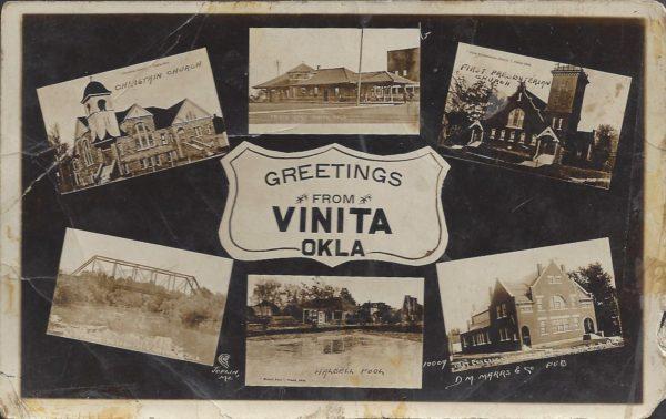 Greetings From Vinita, Oklahoma