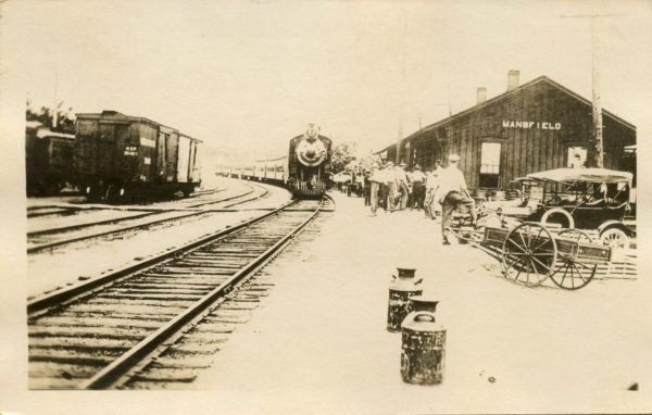 Mansfield, Missouri Depot