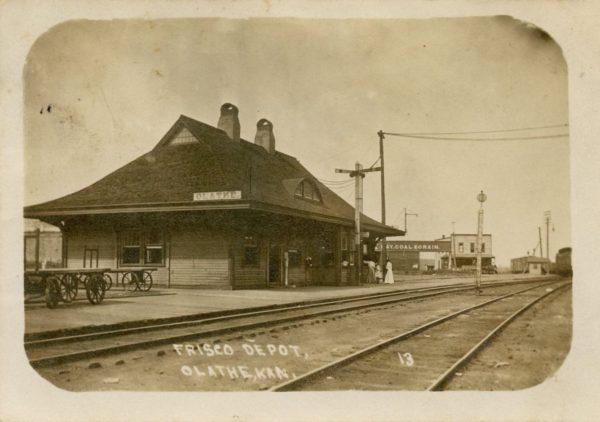Olathe, Kansas Depot
