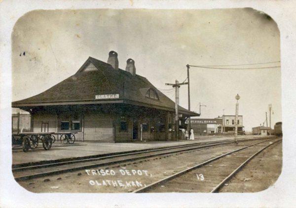 Olathe, Kansas Depot (Corrected)