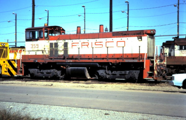 SW1500 359 (date and location unknown)