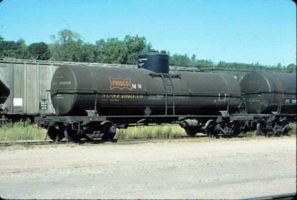 Tank 191039 at Omaha, Nebraska on September 30, 1984 (George Thelen)