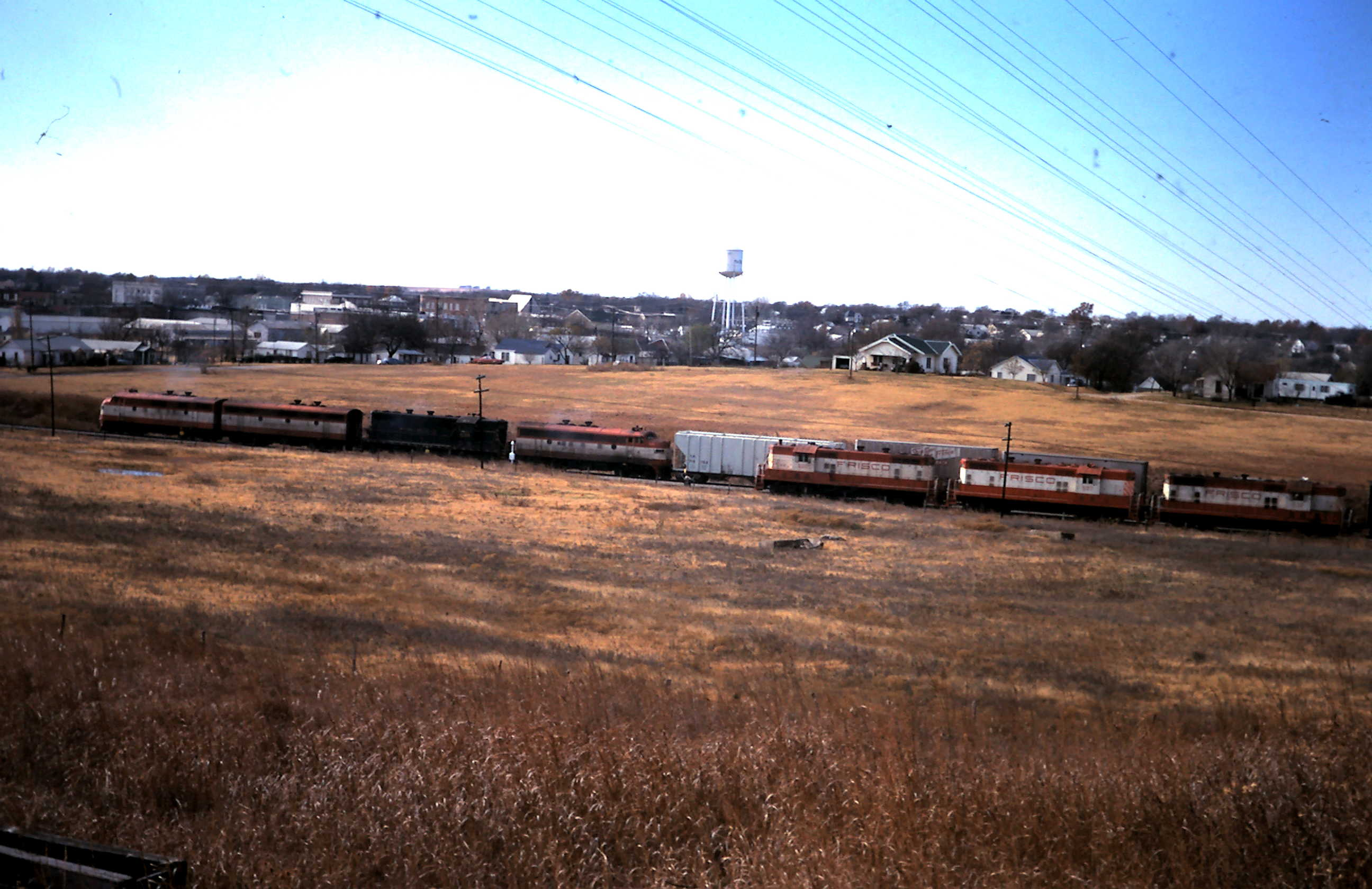 Unidentified Frisco Units (date and location unknown)