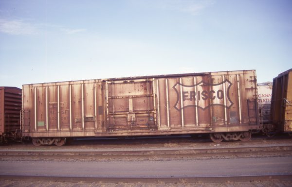 Boxcar 600067 at Pasco, Washington on May 19, 1997 (R.R. Taylor)