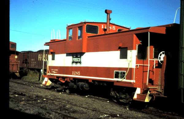 Caboose 1285 (date and location unknown)