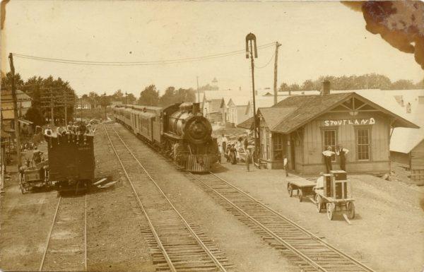 Stoutland, Missouri Depot