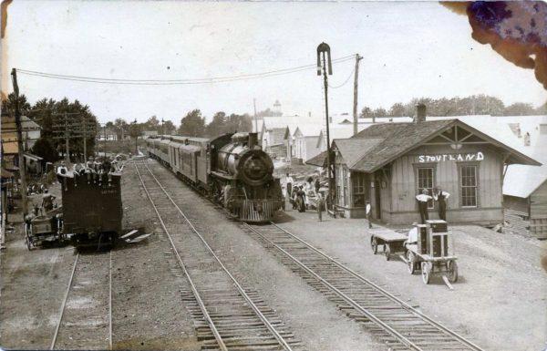 Stoutland, Missouri Depot (Corrected)
