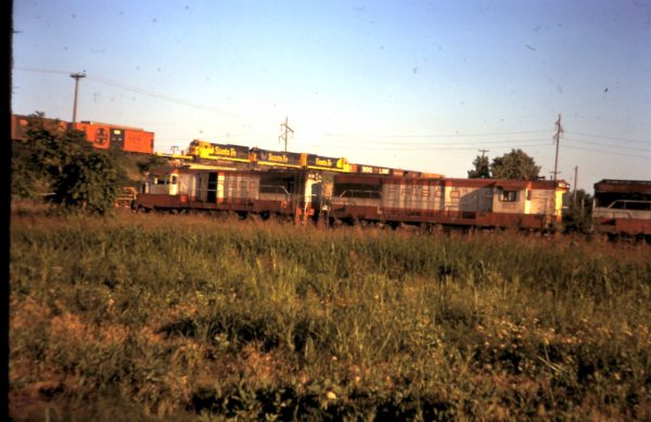 U25Bs 803 and 830 (date and location unknown)